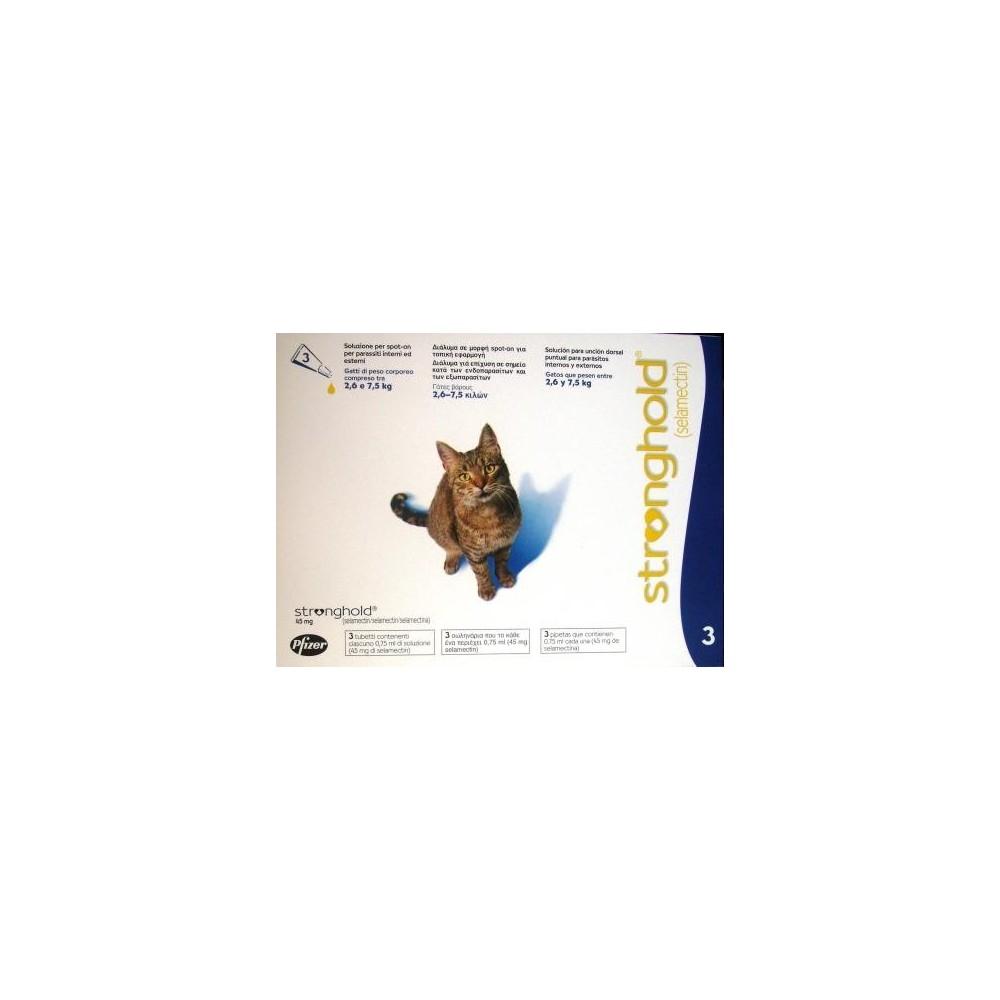 stronghold gato 45 mg. Black Bedroom Furniture Sets. Home Design Ideas