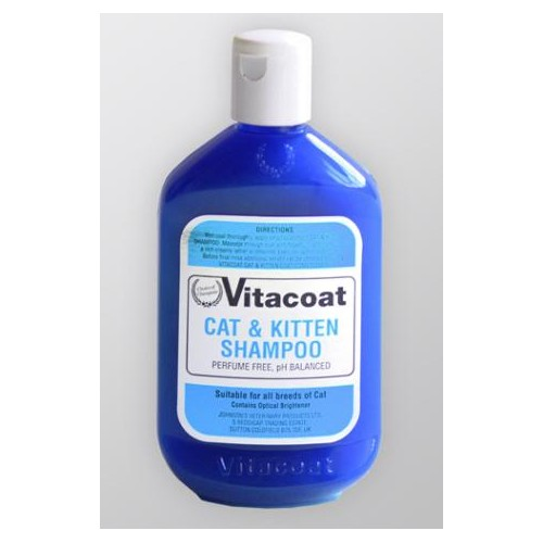 VITACOAT CAT & KITTEN 250 ml.