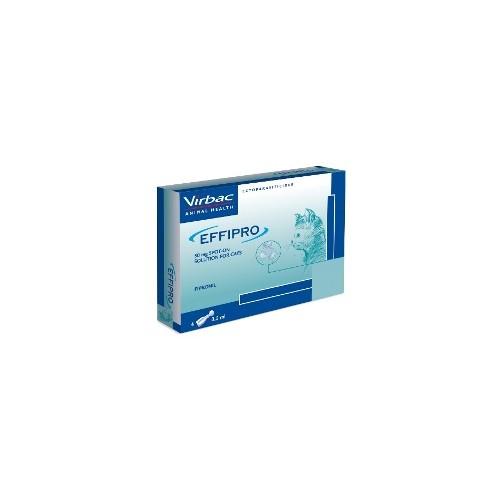 EFFIPRO 50 mg. 4 Pip. Gatos