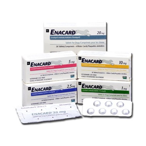 Enacard 28 tablets