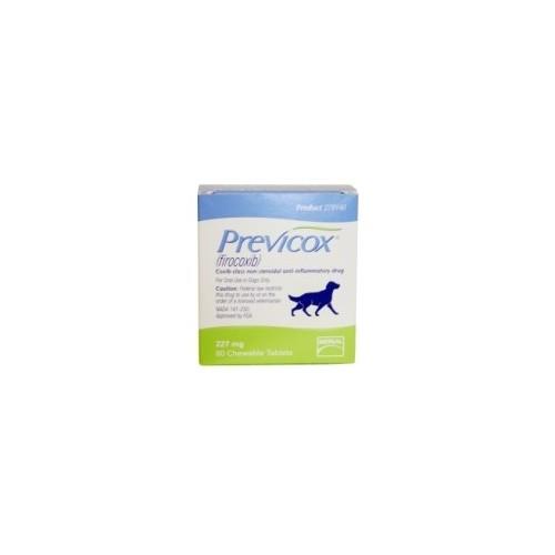PREVICOX 227 MG 180 comprimidos