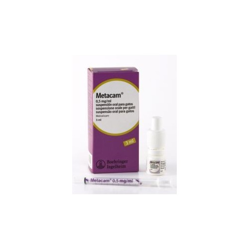 METACAM GATOS 15 ml. SUSP. ORAL