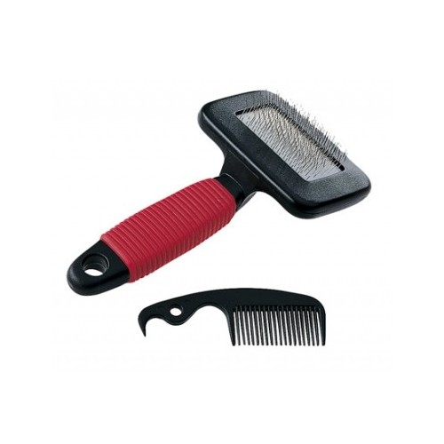 Carder brush