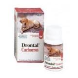 Drontal Oral Suspension for puppies
