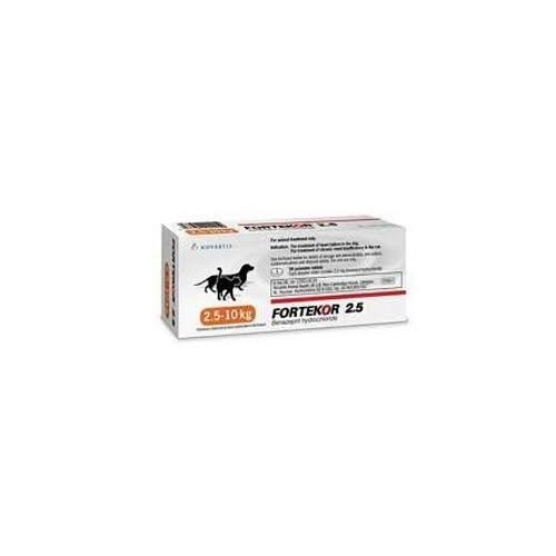 Fortekor 2.5 28 comprimidos