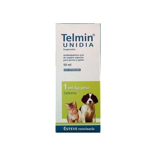 TELMIN UNIDIA CACHORRO SUSPENSION