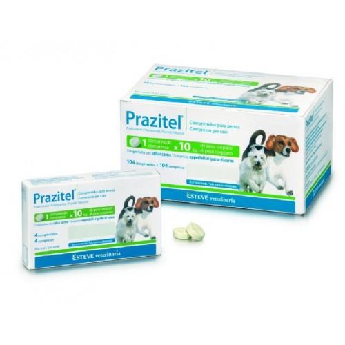 Prazitel 104 Tablets