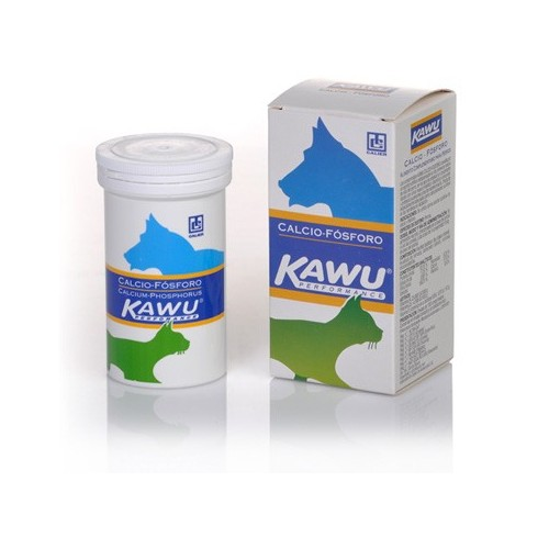 Kawu Calcio Fosforo 100 tablets