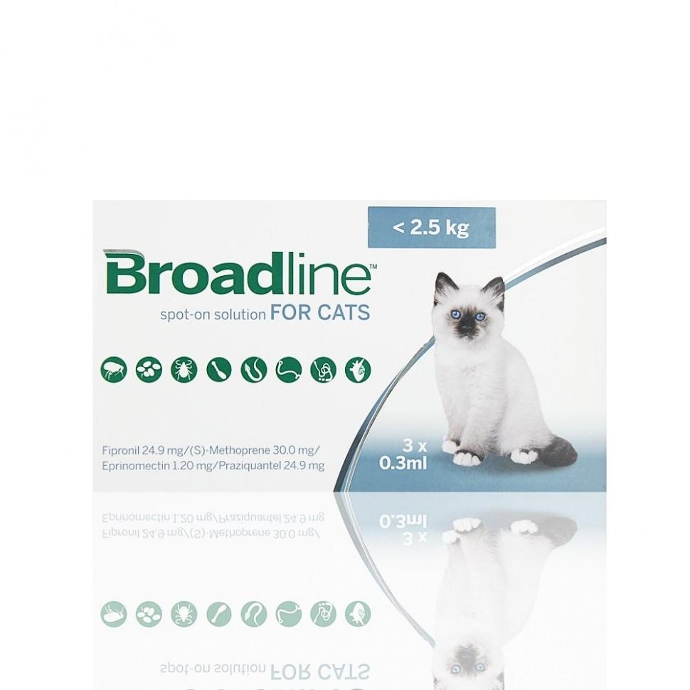 Broadline S (up to 2.5 kg) 3 aplicadores