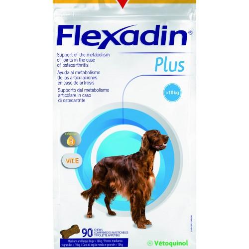 Flexadin Plus perros medianos y grandes