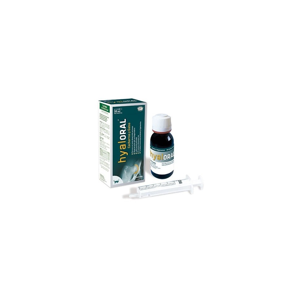 Hyaloral Puppies and Cats 50 ml.