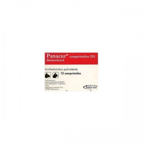 Panacur 250 mg 200 comprimidos