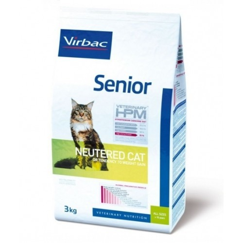 Senior Neutered Cat