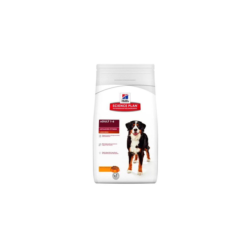 Adult Large Breed Advanced Fitness