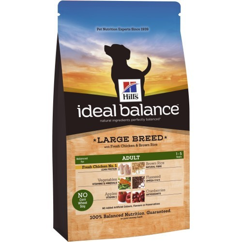 Ideal Balance Puppy with Chicken and Rice