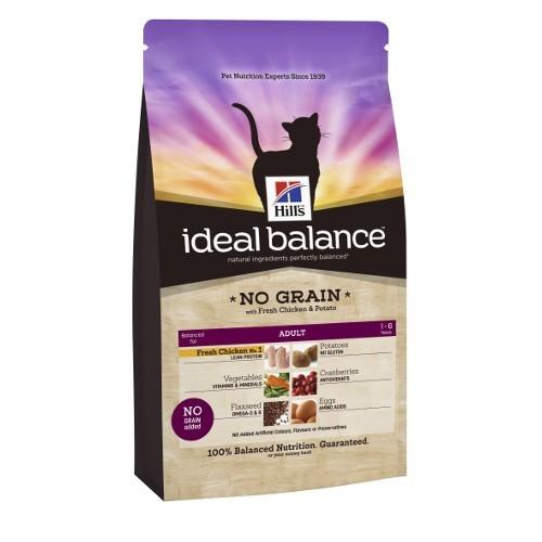 Ideal Balance Adult No Grain con pollo y patata