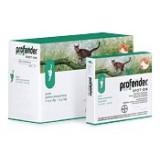 Profender Spot-on gatos peq. 0.5-2.5 kg.