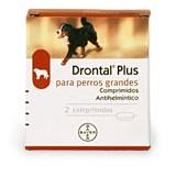 Drontal Plus XXL (cães grandes)