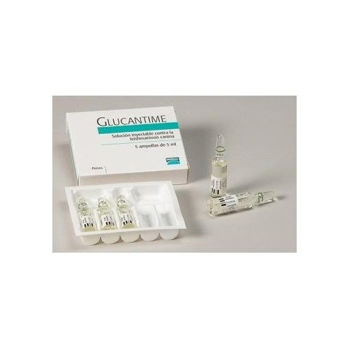 Glucantime 5 ampoules 5 ml