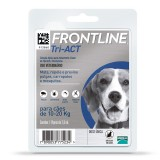 Frontline Tri-Act 10 to 20 kg.