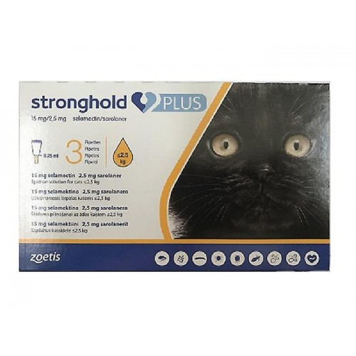 Stronghold Plus 0 to 2.5 kg