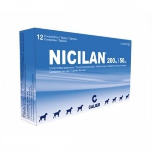Nicilan 200 mg / 50 mg comprimidos