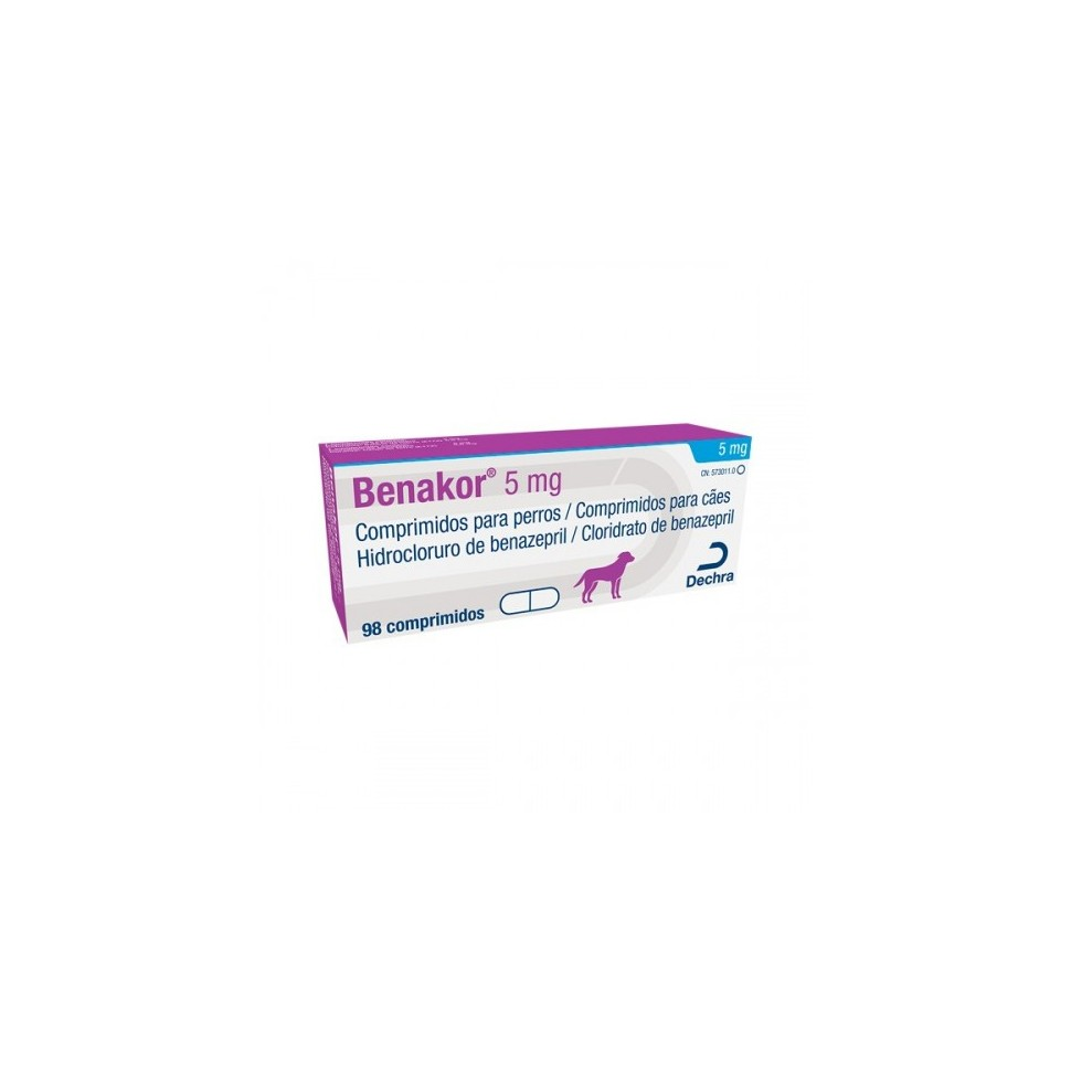 Benakor 98 tablets