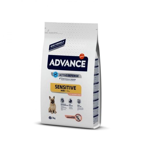 Advance Sensitive Mini Salmon & Rice