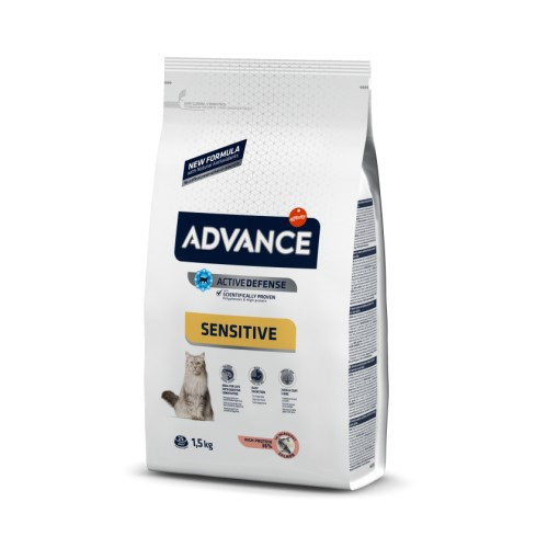 Advance SENSITIVE Salmon & Rice