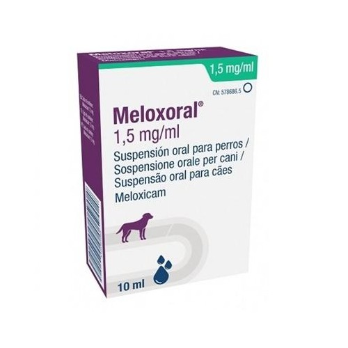 Meloxoral dogs