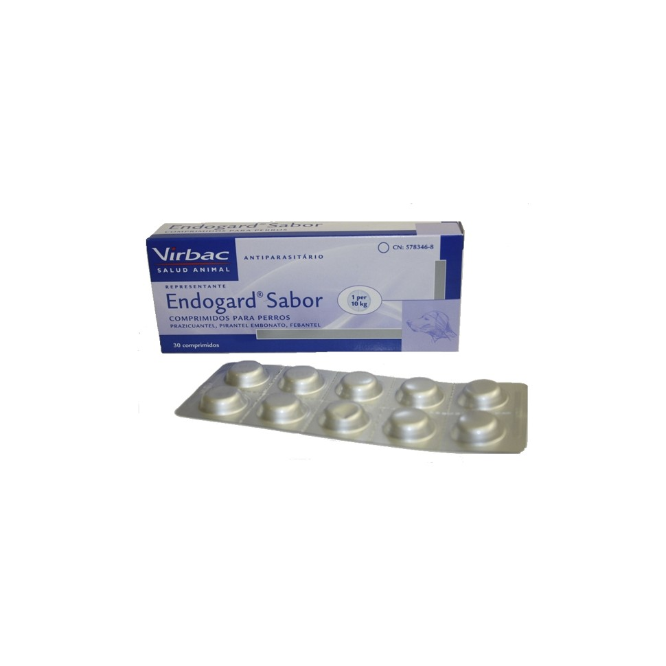 Endogard tablets small dogs