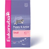 EUKANUBA PUPPY & JUNIOR RAZAS PEQ. 3 kg