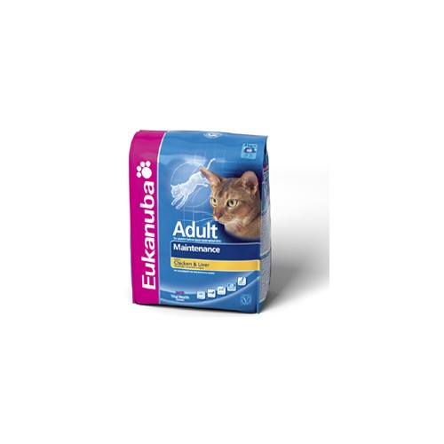 EUKANUBA ADULT MAINTENANCE POLLO 10 KG