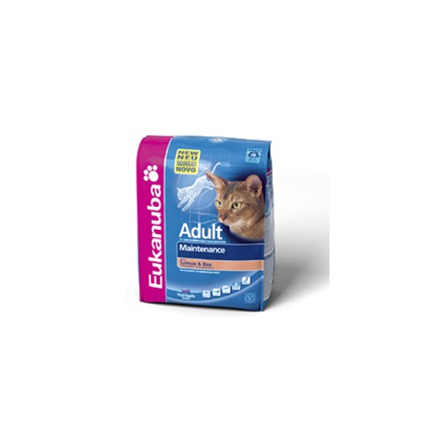 EUKANUBA ADULT SALMON & ARROZ 0.4 KG